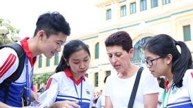 Lâu nay chương trình Tài chính của khoa Tài chính – UEH đã thu hút nhiều sinh viên chất lượng cao tiếng Anh và tiếng Việt để đào tạo nguồn nhân lực tài chính ứng dụng công nghệ.