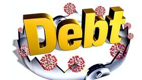 Nợ công không thể giữ trong sự an toàn trong khi nền kinh tế đang bất an toàn vì dịch.