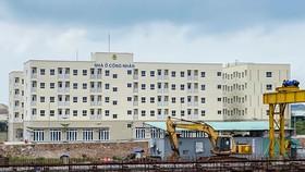 Nhà ở cho công nhân KCN Hòa Khánh, quận Liên Chiểu, TP Đà Nẵng.