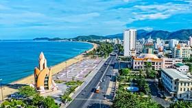 Một góc Thành phố biển Nha Trang - tỉnh Khánh Hòa