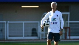 HLV Didier Deschamps