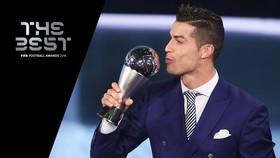 Cristiano Ronaldo hy vọng thắng giải lần thứ 3 liên tiếp