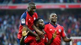 Lille bứt phá sau lưng PSG