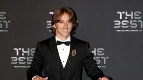 Luka Modric đã thắng hàng loạt danh hiệu mùa này
