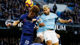 Kun Aguero ghi hattrick, nhấn chìm Chelsea trong chiến thắng 6 sao