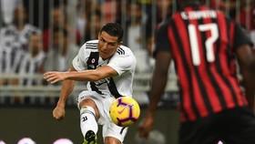 Ronaldo sẽ vào sân từ băng dự bị