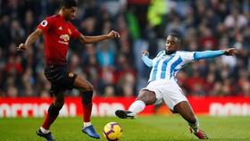Paul Pogba đã ghi 2 bàn ở lượt đi.