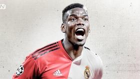 Man United không muốn bán nhưng Pogba chỉ muốn sang Real Madrid