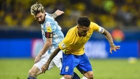 Lịch thi đấu bóng đá Copa America: Brazil biết cách làm Messi phải chơi chậm lại