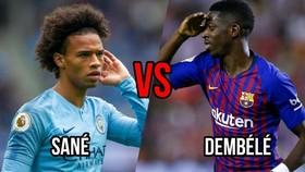 Bayern quan tâm cả Leroy Sane lẫn Ousmane Dembele
