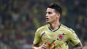 Với 50 triệu euro, Real Madrid sẵn sàng bán James Rodriguez cho… kẻ thù