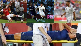 Sao Real Madrid rơi rụng như sung: 9 chấn thương trong 7 tuần!