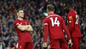 Liverpool - Leicester 2-1: Chiến thắng kịch tính ở giây cuối cùng