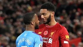 Tuyển Anh gạt Sterling khỏi đội hình vì đánh sưng mặt Joe Gomez