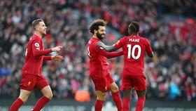 Liverpool - Watford 2-0: Mo Salah tỏa sáng với cú đúp