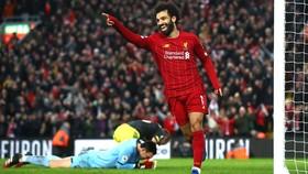 Người hùng Mo Salah ấn định tỷ số 4-0