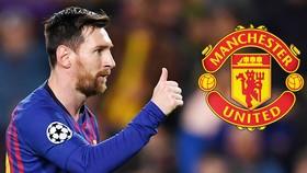 Man United nằm trong số 5 CLB có thể ký với Leo Messi