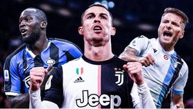 Lịch thi đấu vòng 24 Serie A ngày 15-2: Juventus thừa cơ soán ngôi đầu của Inter (Mới cập nhật)