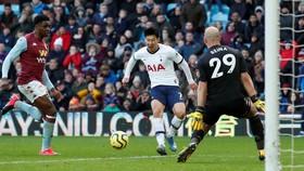 Son Heung-min ghi bàn thắng ấn định tỷ số phút 95