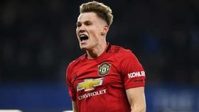 McTominay trở lại đội hình Man United