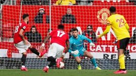 Man United vươn lên thứ 5, Arsenal lên thứ 9