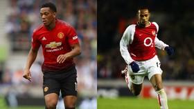 """Thierry Henry: Anthony Martial thiếu """"chút gì đó"""" để tỏa sáng như tôi!"""