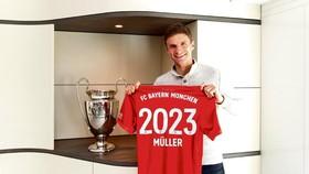 Thomas Mueller là biểu tượng của Munich