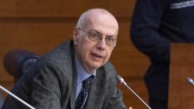 Bác sĩ Giovanni Rezza
