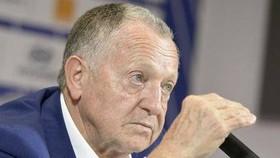 Chủ tịch Lyon Jean Michel Aulas