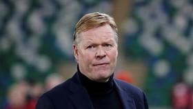 HLV Ronald Koeman của tuyển Hà Lan