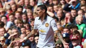 Angel Di Maria chuyển từ Real Madrid sang Manchester United trong bản hợp đồng đắt giá năm 2014