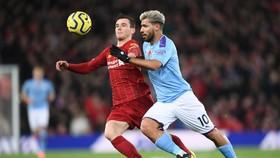 Sergio Aguero (Manchester City, phả) có tên trong tốp 3 của Pochettino