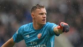 Thủ thành Bernd Leno của Arsenal