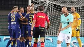 Inter Milan lại gây thất vọng