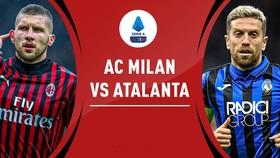 Milan đại chiến Atalanta