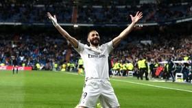 Karim Benzema tỏa sáng ở Liga
