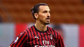 Tiền đạo Zlatan Ibrahimovic