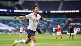 Son Heung-min muốn cống hiến tất cả cho bóng đá