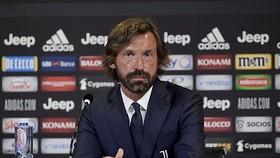 Tân HLV Juventus, Andrea Pirlo