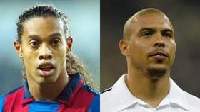 Ronaldinho và Ronaldo