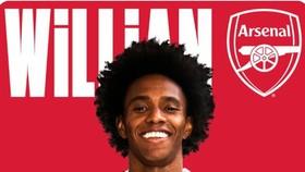 Sang Arsenal, Willian hưởng lương cao hơn bất kỳ cầu thủ Liverpool nào
