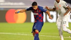 Luis Suarez sẽ săn tìm bàn thằng ở Juventus