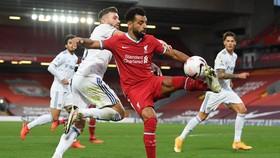 Mo Salah xuất sắc ghi hattrick