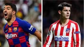 Luis Suarez đến, Alvaro Morata ra đi