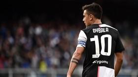 Paulo Dybala vẫn chưa ra sân mùa này