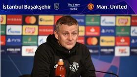 HLV Ole Solskjaer của Man United