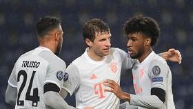 Bayern Munich đang thắng như chẻ tre