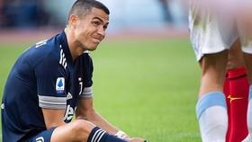 Cristiano Ronaldo luôn là nhân vật chính ở Juventus