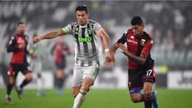 Juventus vẫn trông chờ vào tài nghệ của Ronaldo để lấy 3 điểm ở Marassi
