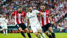 Lịch thi đấu La Liga vòng 14 ngày 16-12, Real Madrid chiến Bilbao, Barca đụng đội đầu bảng